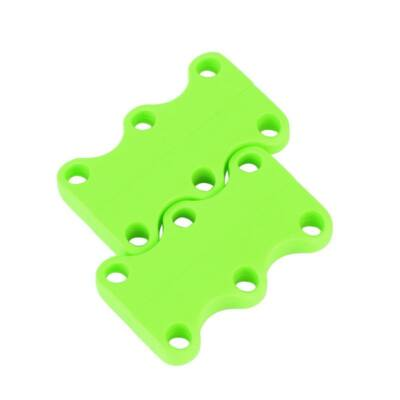 Mágneses cipőcsat - Zöld