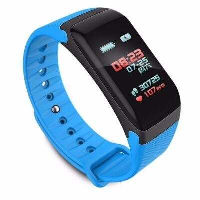 Merystyle@F1 Plus Smart Fitness Karkötő kék színben