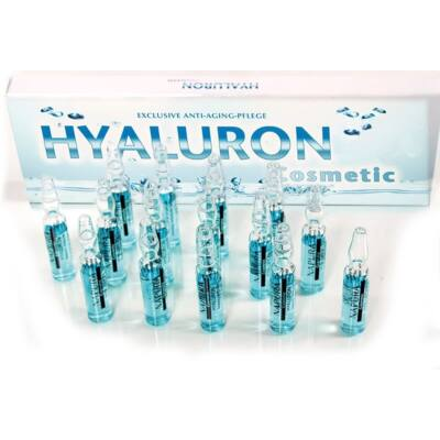 Hyaluron Cosmetic Ampulla - 15 db