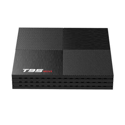 Merystyle@T95 Mini Smart Tv Box