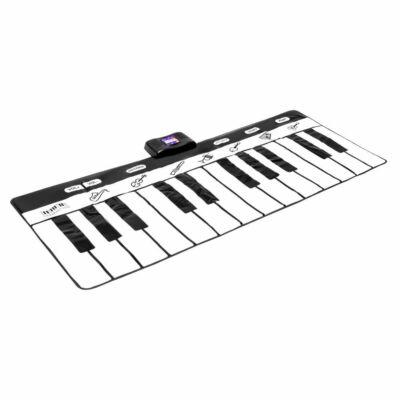 Óriás 24 kulcsos zongora játszószőnyeg