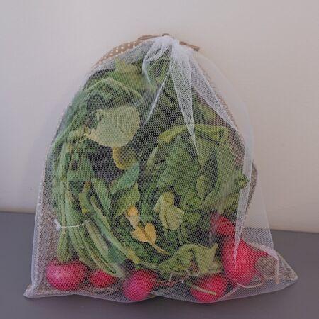 Környezetbarát ökozsák csomag 4 darabos szett