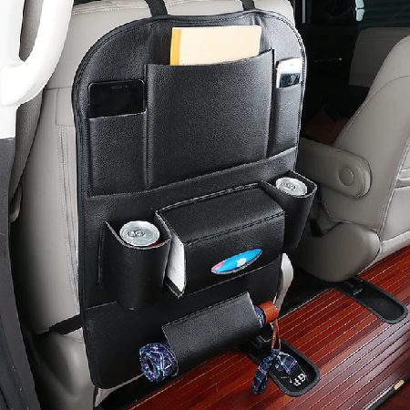 Autós háttámlavédő, rendező/szervező - MS-284