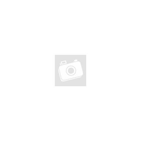 Kisállat szövet hordozótáska vállpánttal, kis méretben - Kék, virágos színben