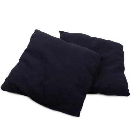 Függőszék, 2 db párnával - Fekete színben - MS-236