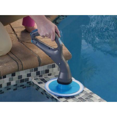 Hurricane muscle scrubber -  vezeték nélküli, kézi elektromos tisztító kefe