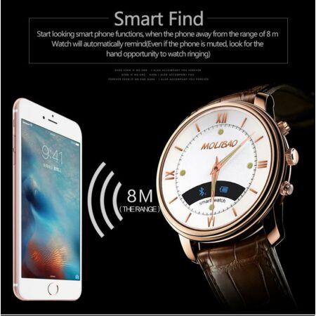 A7 Bluetooth intelligens karóra