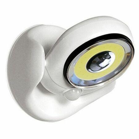360 fokban forgatható mozgásérzékelős led lámpa. Atomic Light Angel