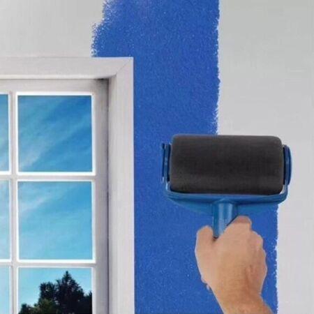 Paint Roller professzionális festőhenger készlet festékadagoló tartállyal