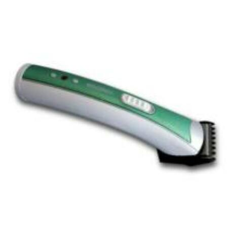 Nova akkumulátoros haj és szakállvágó NHC-3780 Zöld színben
