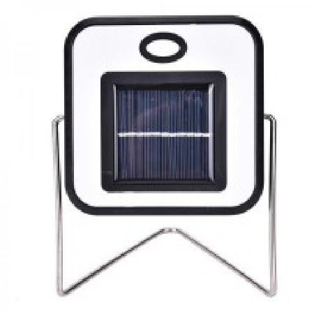 Solar kemping lámpa - kocka