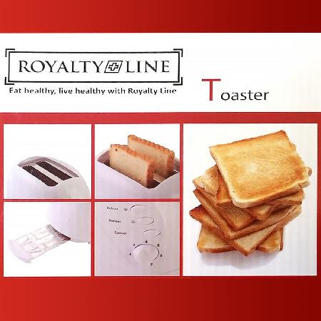 Royalty Line kenyérpirító