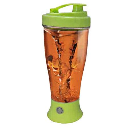 Elektromos Shaker, önkeverő bögre, hordozható palack, kb. 500-550 ml. DTM-620 - fekete