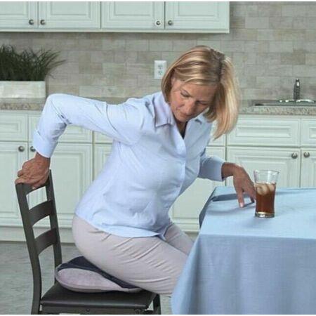 Pure posture gerinckímélő, tartásjavító és aranyér gyógypárna