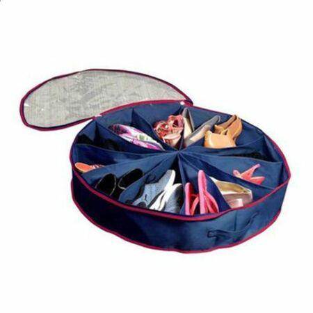 Praktikus kör alakú cipőtároló