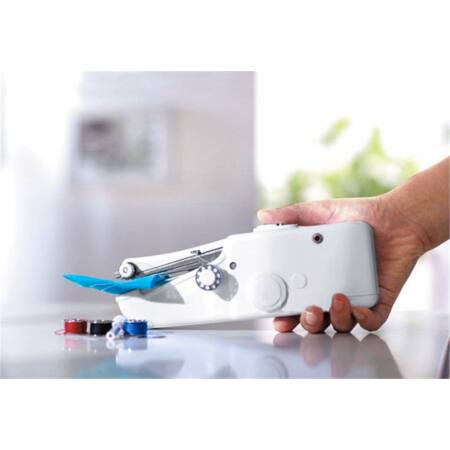 Handy Stitch praktikus hordozható mini kézi varrógép